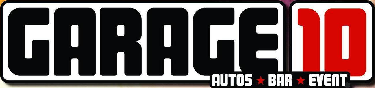 Garage 10 Logo
